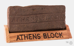 Athens Block Stand