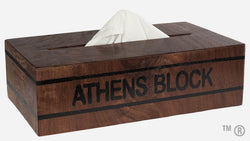 Athens Block Tissue Box