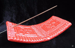 Starbrick Incense Burner - Red