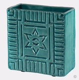 Starbrick Ceramic Letter Holder - Turquoise