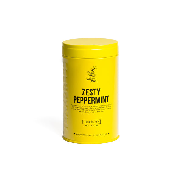 ZESTY PEPPERMINT