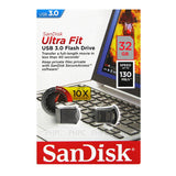SanDisk CZ43 Ultra Fit USB 3.0  32GB USB Flash Drive Memory Stick Thumb drive