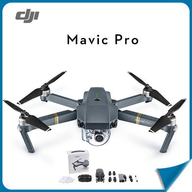 DJI Mavic Pro Drone with 4K HD Camera 3-Axis Gimbal Stabilized dji mavic Quadcopter Drone RC Helicopter (Pre-order!)