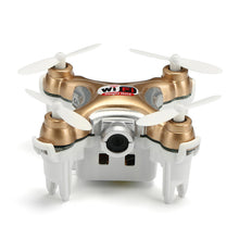 Cheerson CX-10WD CX10WD Mini Wifi FPV With High Hold Mode  2.4G 6-axis Phone WIFI Control Mode RC Quadcopter RTF Fun Toys Drone