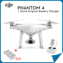 Christmas sale!DJI Phantom 4 RC Helicopter Drone+Battery Hub with 4K HD Camera with Visual Tracking,Obstacle Sensing System