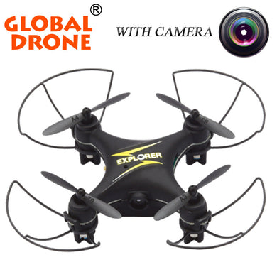 Global Drone GW009C 4CH Drone With Camera Quadcopter Dron RC Helicopter Drones With Camera HD Quadrocopter Mini Drone VS CX-10