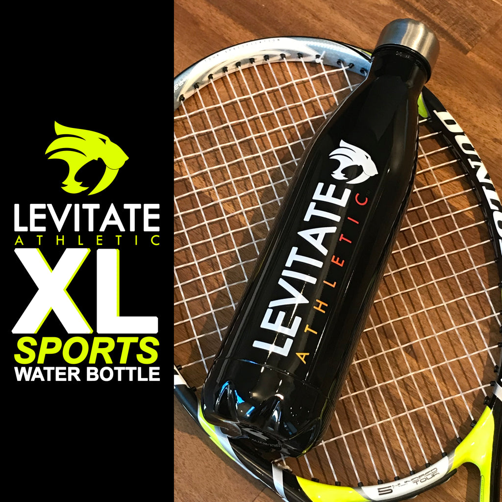 Levitate Athletic XL Sports Water Bottle