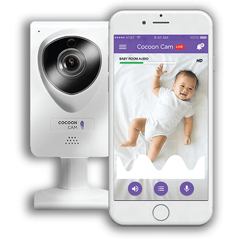 Cocoon Cam Product of the Year 2017 Baby Monitor