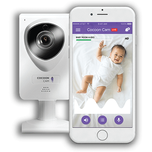 Cocoon Cam System + 6 Months Of Breathing Monitoring