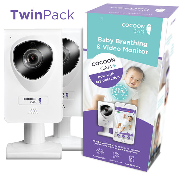COCOON CAM PLUS Twin Pack