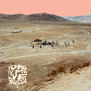 Live From Trona Vinyl 2LP