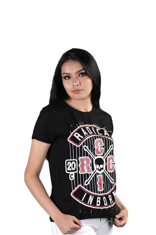 Skull & Arrows Women's Tee