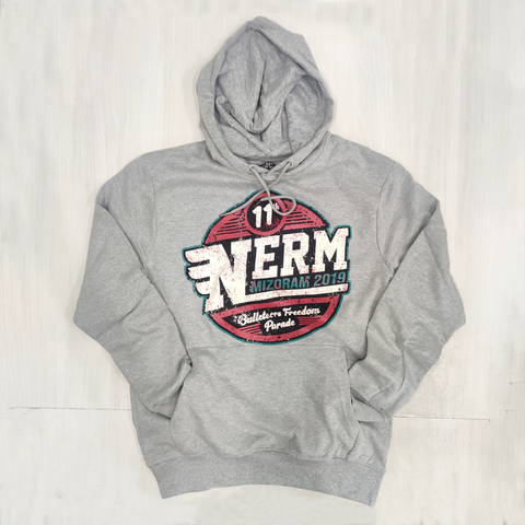 NERM 2019 OFFICIAL GREY HOOD