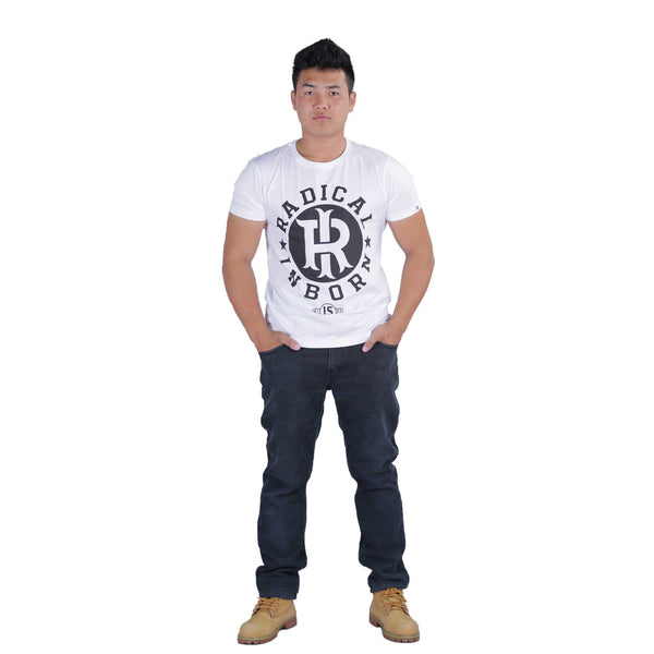 RI Monogram Men's Tee