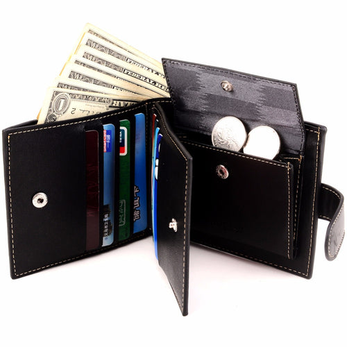 Coin Pocket Men's Wallet