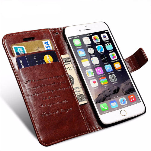 Durable iPhone Wallet Case