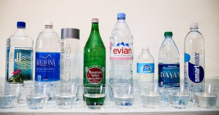 The Global Bottled Water Market