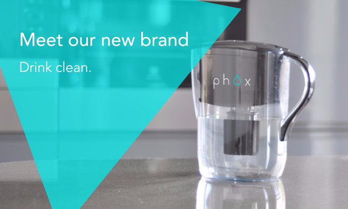 Introducing Our New Brand: Phox Water