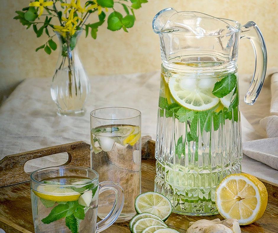 3 Refreshing Health Boosts for Your Water