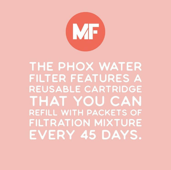 Eco-Friendly Water Filter Mental Floss