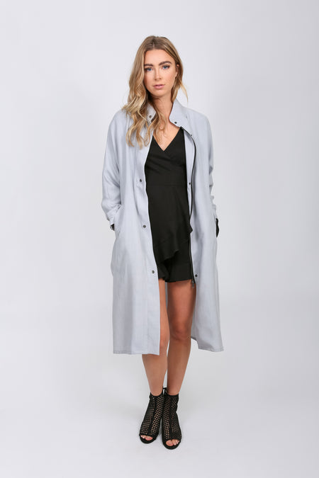 Transitional Trench