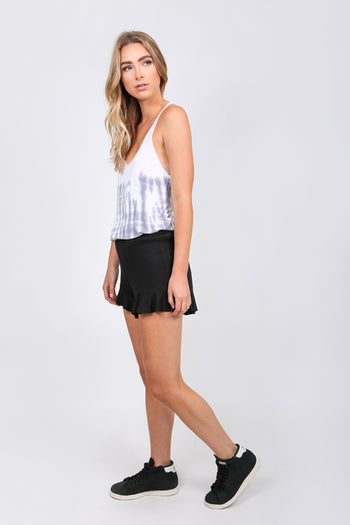 Ruffle Hem Short MM