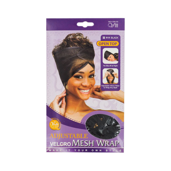 Adjustable Firm Velcro Mesh Wrap item 111, Breathable Mesh Texture, Stays on at Night, Adjustable Velcro