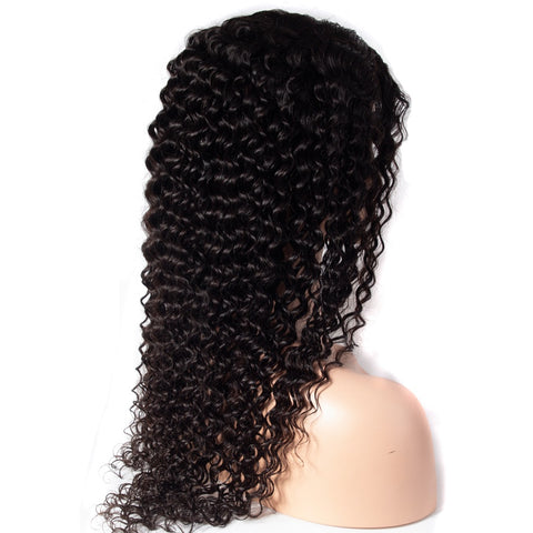 "20"" 360 Lace Wig - Deep Wave, Platinum Grade Hair"