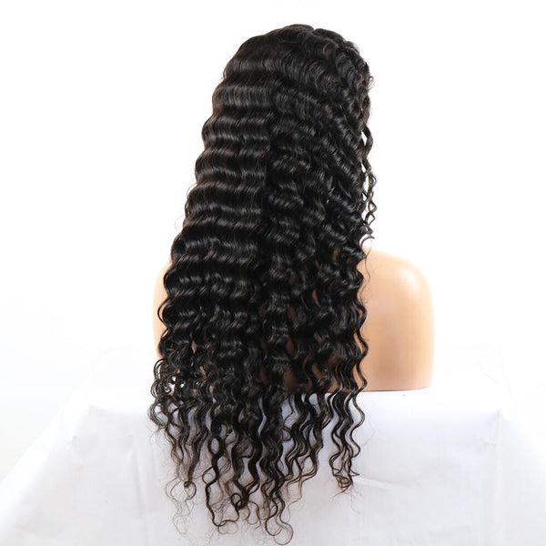 13x6 Frontal Lace Wigs Platinum Quality