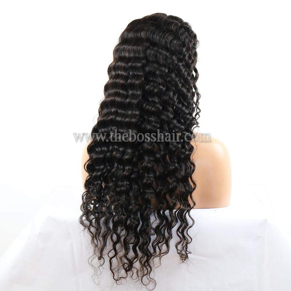 "22"" Full Lace DEEP WAVE"