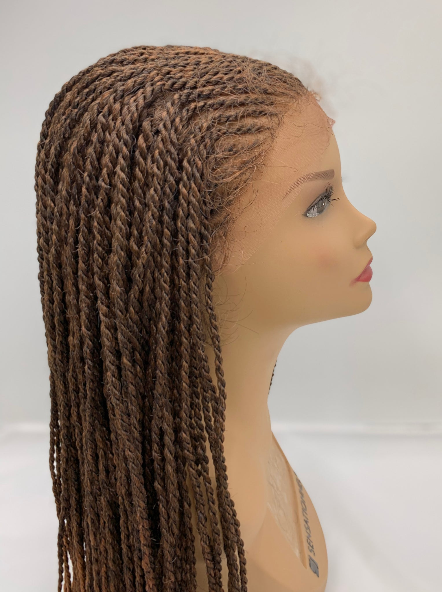 Hand Braided Lace Wigs