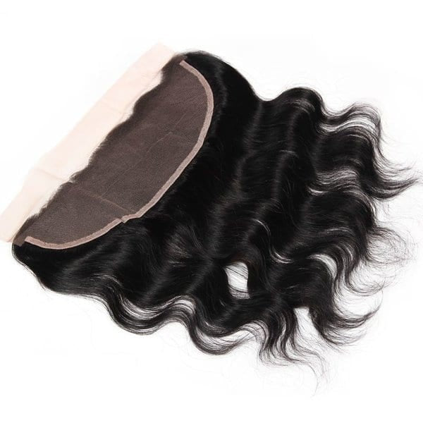 "12"" Body Wave 13x4 Lace Frontal - Raw Hair"