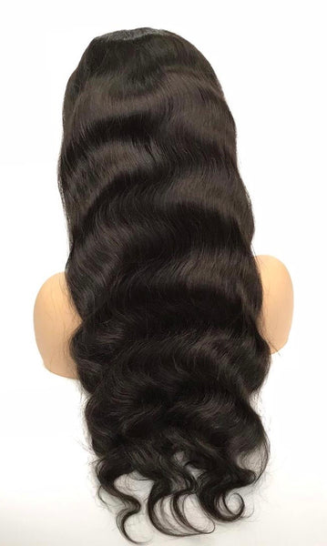 HD Transparent Lace, Lace Wigs, Natural Color