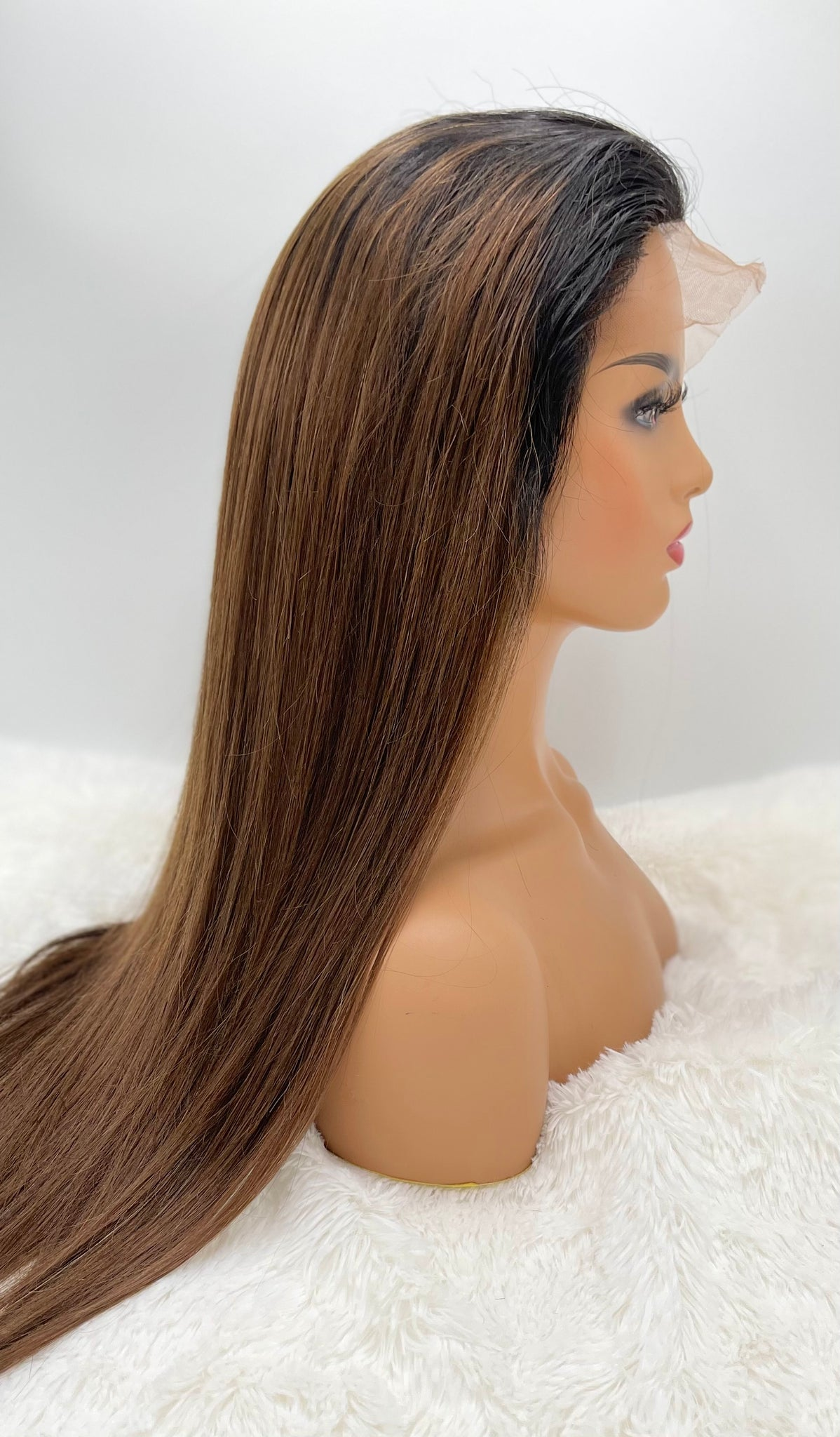 "24"" Straight 13x3 Frontal Lace Wig"
