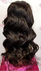 "24"" Full Lace LOOSE WAVE"