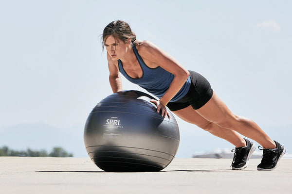 How Well-Rounded is Your Stability Ball Workout?