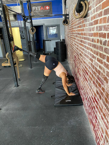kickup to handstand holds