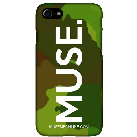 "MUSE. Camo Case ""Green"""