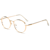 "CINDY Frames ""CLEAR X GOLD"""