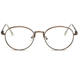 "CINDY Frames ""CLEAR X BRONZE"""