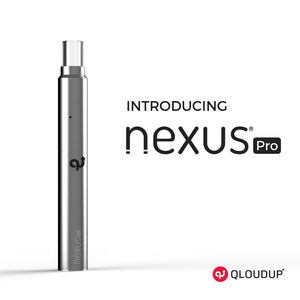 Introducing Nexus Pro, the first ever Stainless Steel + Magnetic Vaporizer