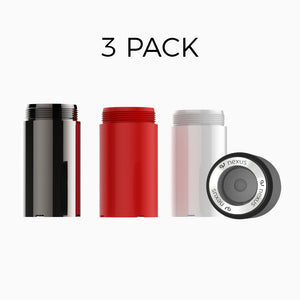NEXUS CERAMIC DISQ ATOMIZER | 3 PACK