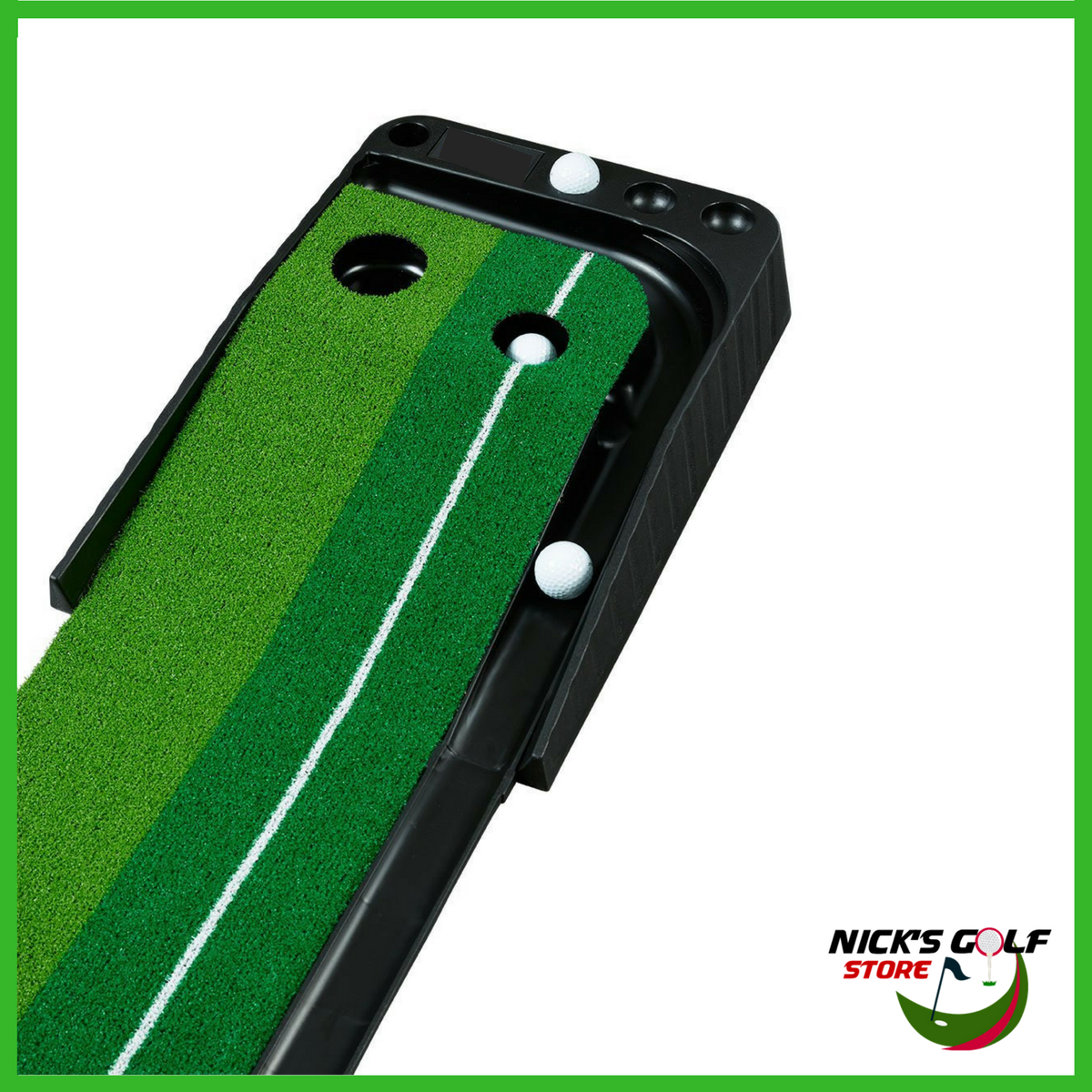 PUTTPAL- Dual Track Pro Edge Indoor Putting Green – NICK\'S SPORTING ...