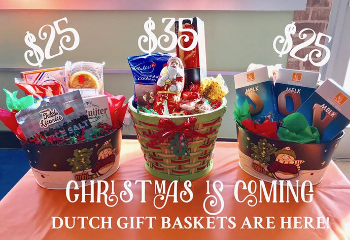 Personalized Dutch Gift Basket's!