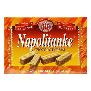 Kras Napolitanke Chocolate Cream
