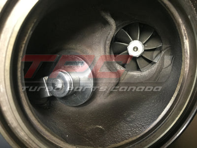 Waste Gate Rattle Fix / Waste Gate Repair - Turbo Parts Canada Inc.