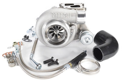 "GEN2 - GTX3576R Evo X Turbo Kit - Internally Gated - 4"" Inlet - Turbo Parts Canada Inc."