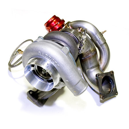 SRT4 Turbo Kit - Stage III, GT3071R or GT3076R, Ball Bearing, Complete Hardware - Turbo Parts Canada Inc.