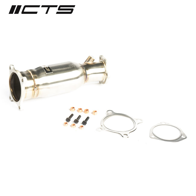 CTS B9 A4/A5/ALLROAD 1.8T/2.0T TEST PIPE/HIGH FLOW CAT