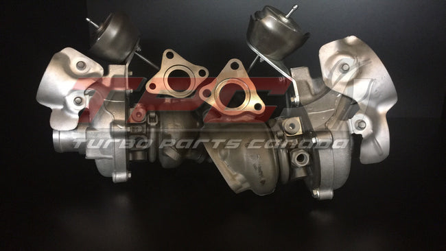 Rebuilt Ford F150 Ecoboost 3.5L Right or Left Turbocharger - Turbo Parts Canada Inc.
